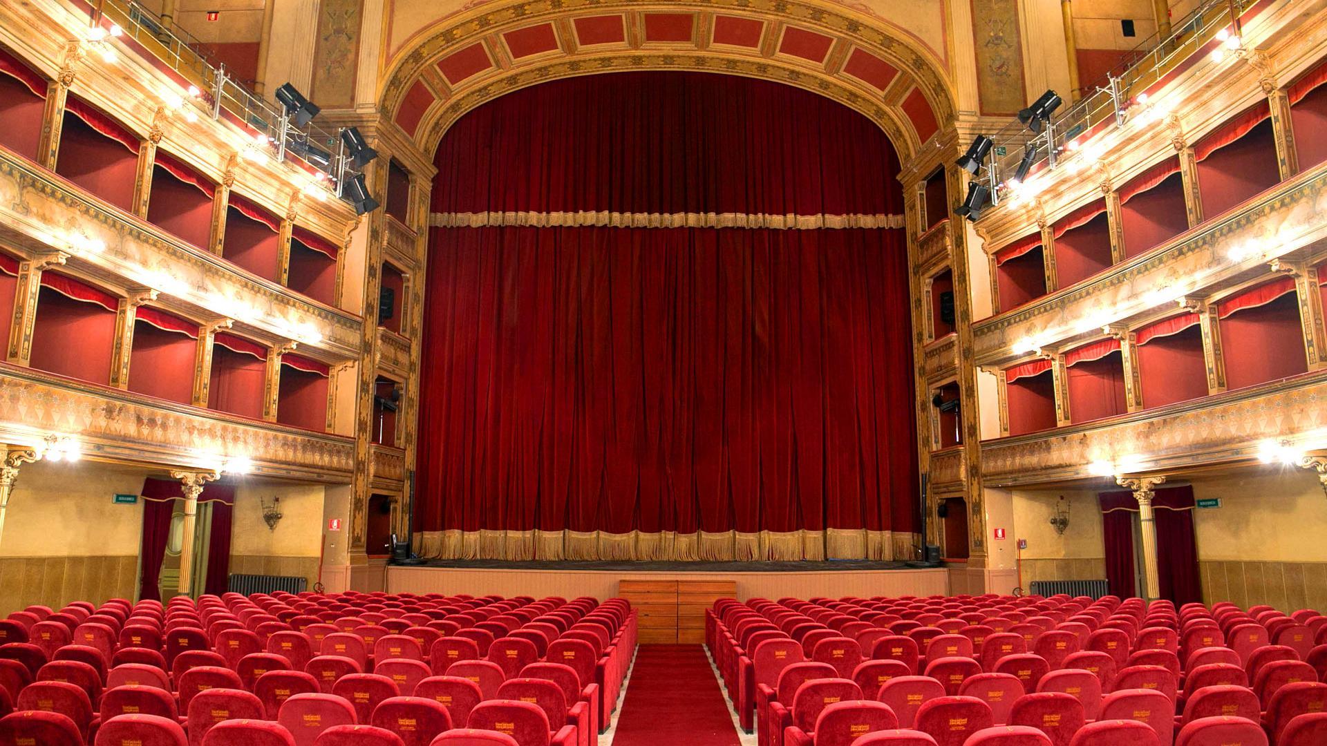 A teatro con Planeta